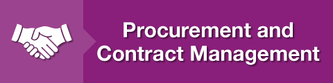 Procurement and Contract Management Courses