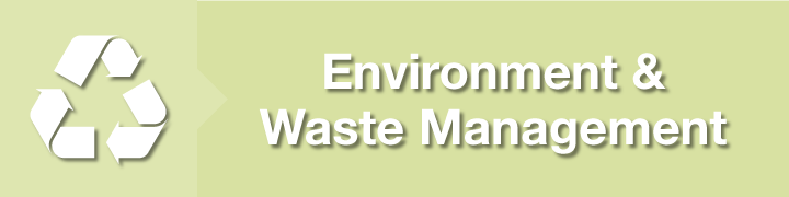 Environment and Waste Management Courses