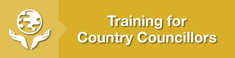Training for Country Councillors