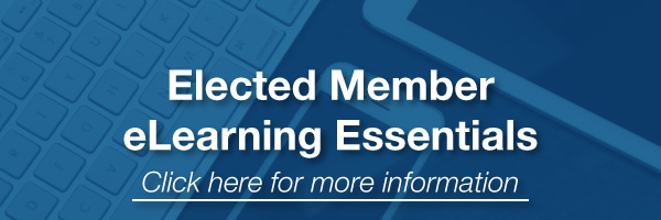 Elected Member eLearning Essentials